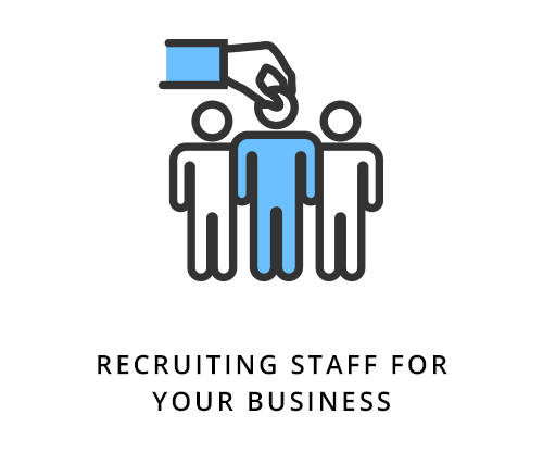 Recruiting staff for your business